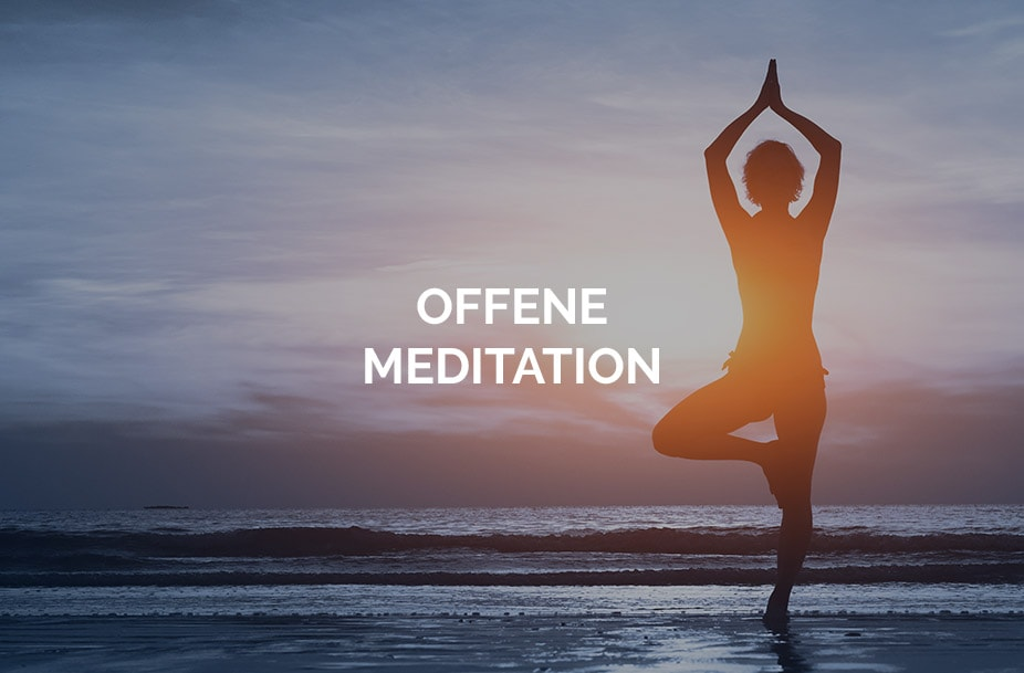 Offene Meditation | Flowingmind Coaching